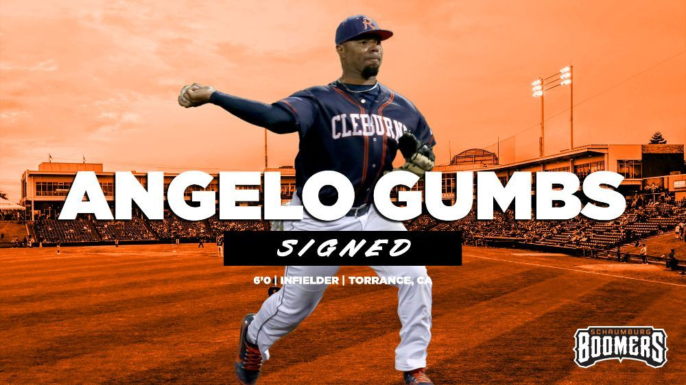 Infielder Angelo Gumbs Added to 2021 Roster