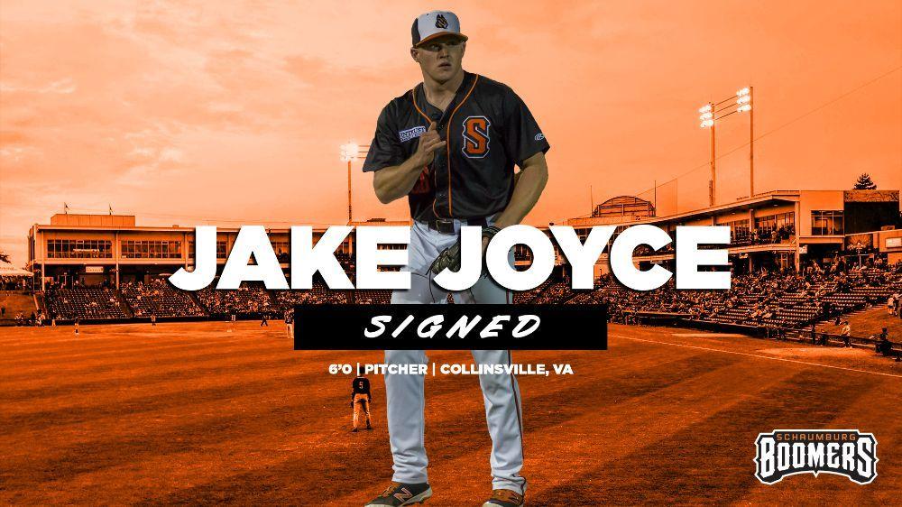 Boomers Sign Familiar Face in Jake Joyce