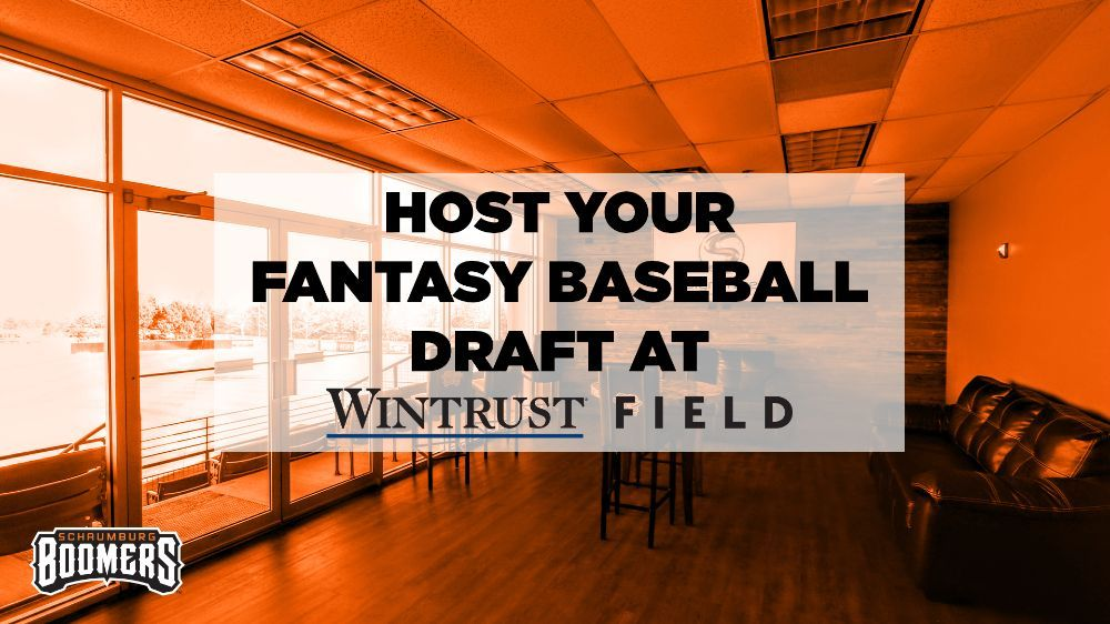 2021 Fantasy Baseball Draft at Wintrust Field