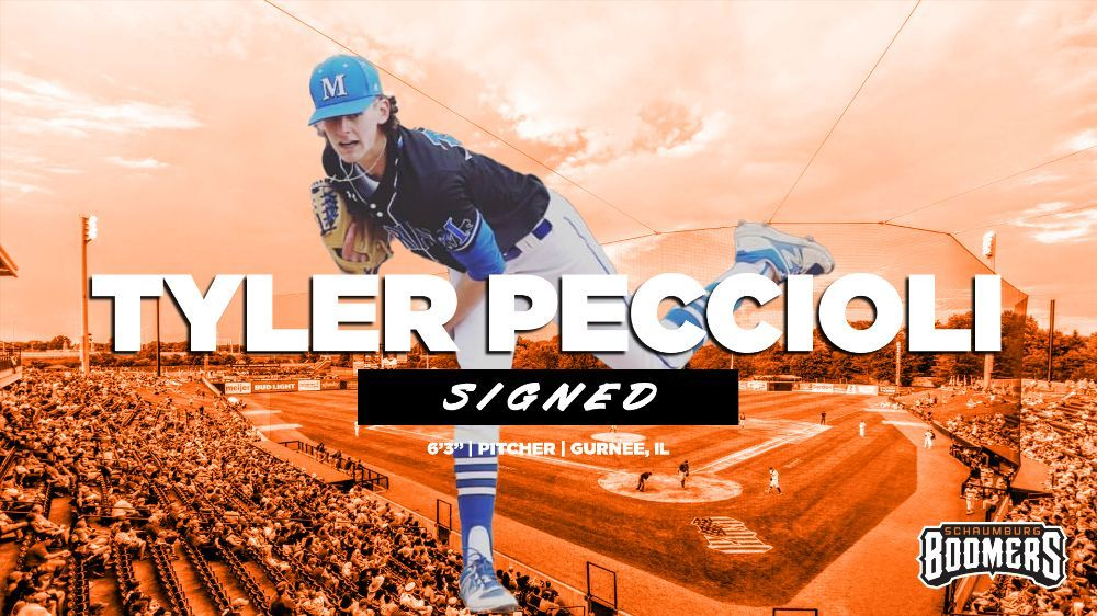 Tyler Peccioli Added to the 2021 Roster