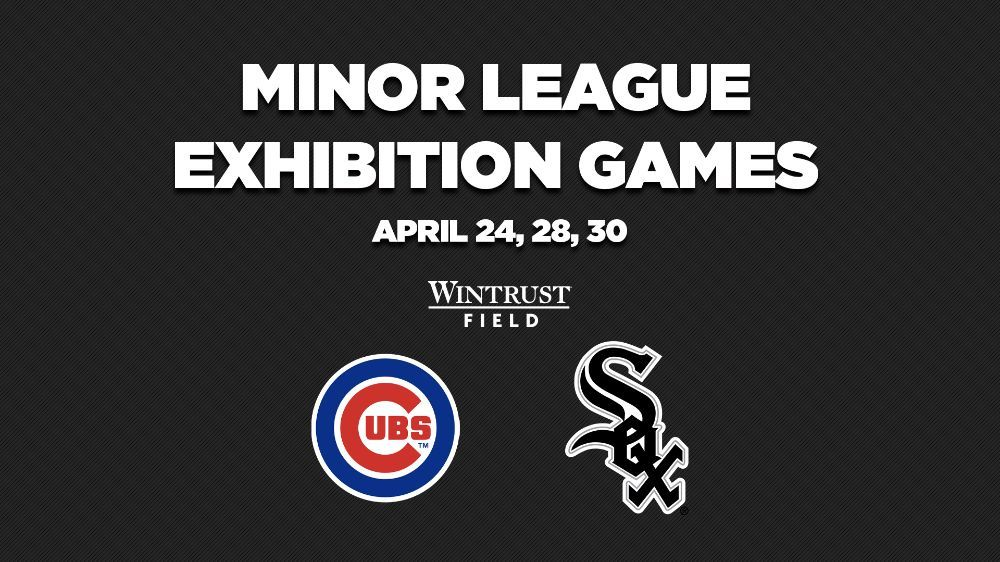 Chicago White Sox Minor League Exhibition Games at Wintrust Field