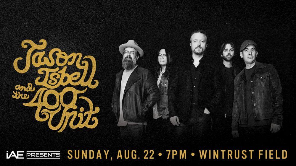 Jason Isbell Coming to Wintrust Field August 22nd