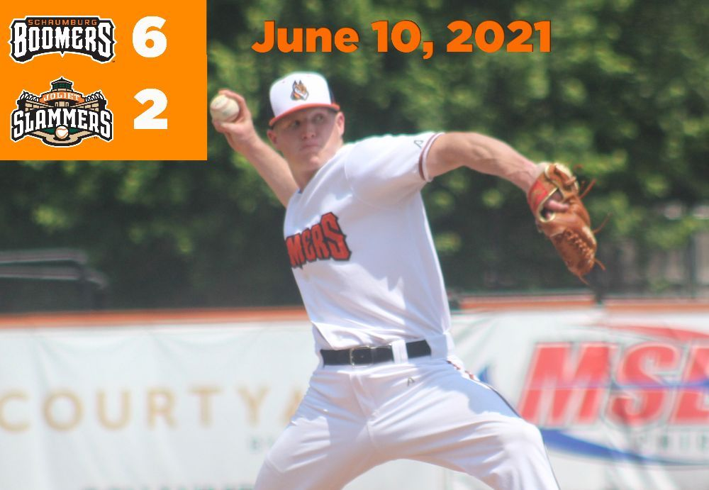 Eighth Inning Helps Boomers Capture Series