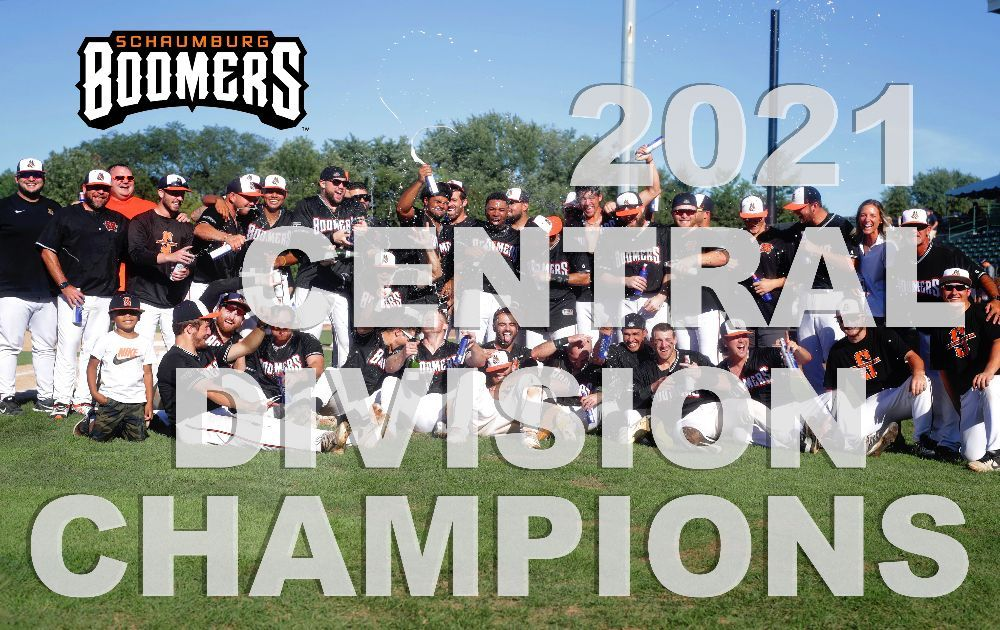 Boomers Secure Central Division Title
