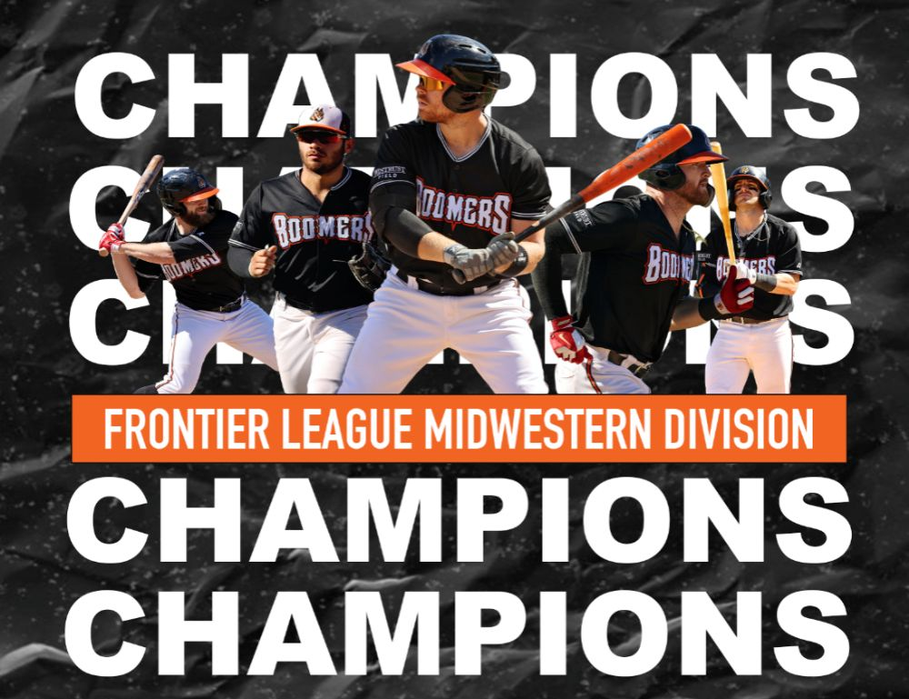 Boomers Capture Division Series