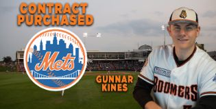 Kines Purchased by the Mets