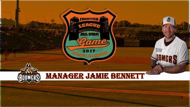 Bennett named East Division Manager for 2017 All-Star Game