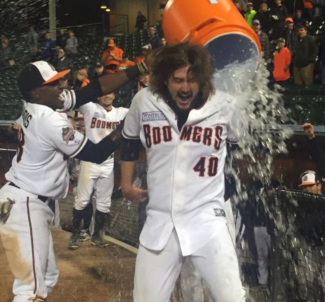 Boomers Advance To Third Frontier League Championship Series