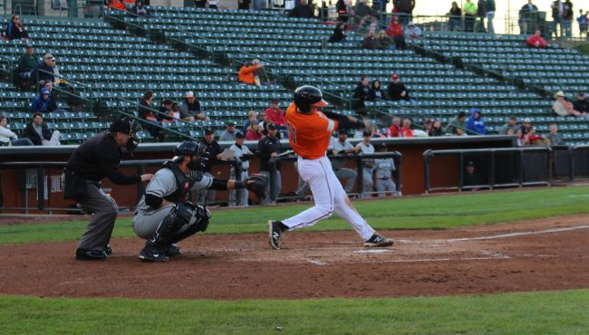 Fowler Turns In Strong Outing In Boomers 2-1 Loss To Gateway