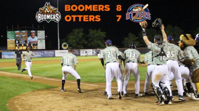 Towns Walk-Off Blast Sends Boomers to Series Win