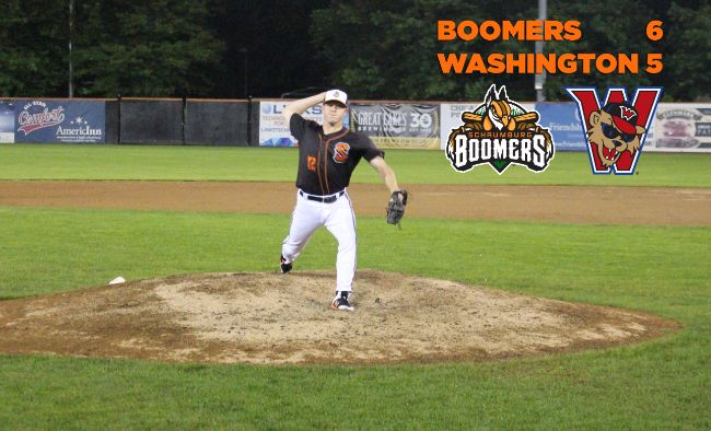 Boomers Open Homestand with Comeback Win