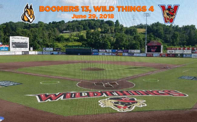Boomers Blister Wild Things