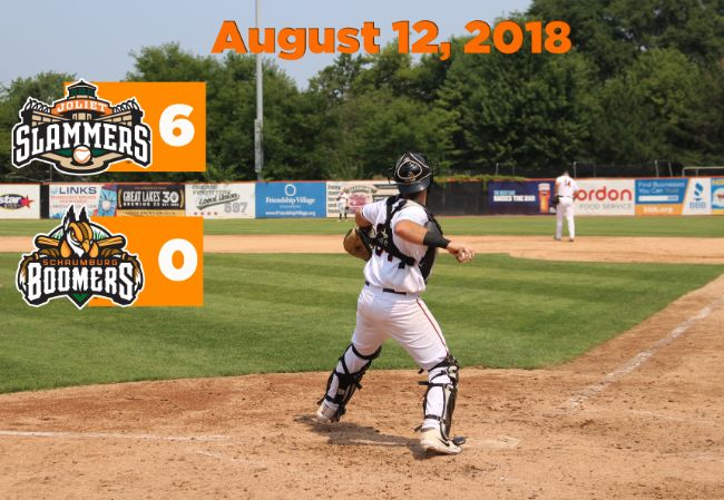 Boomers Limited to One Hit in Another Shutout Loss