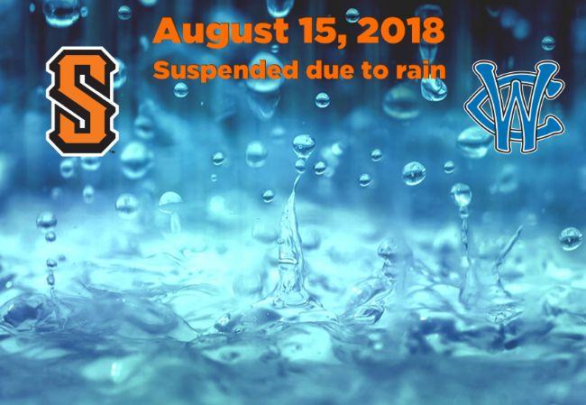 Rain Forces Suspension