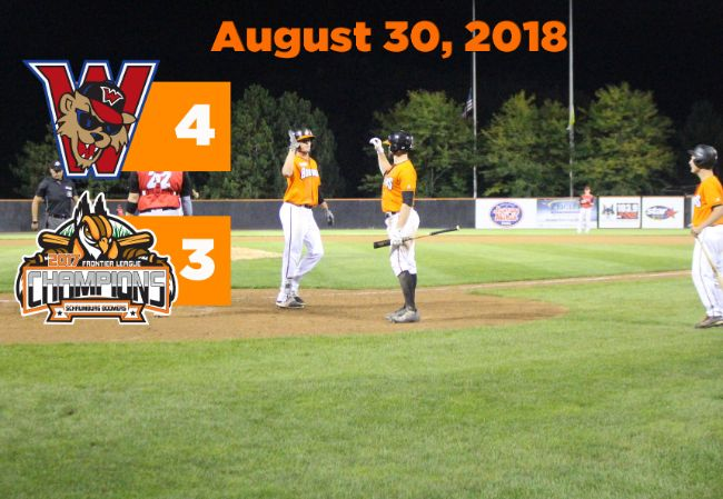 Boomers Fall in Extras in Home Finale