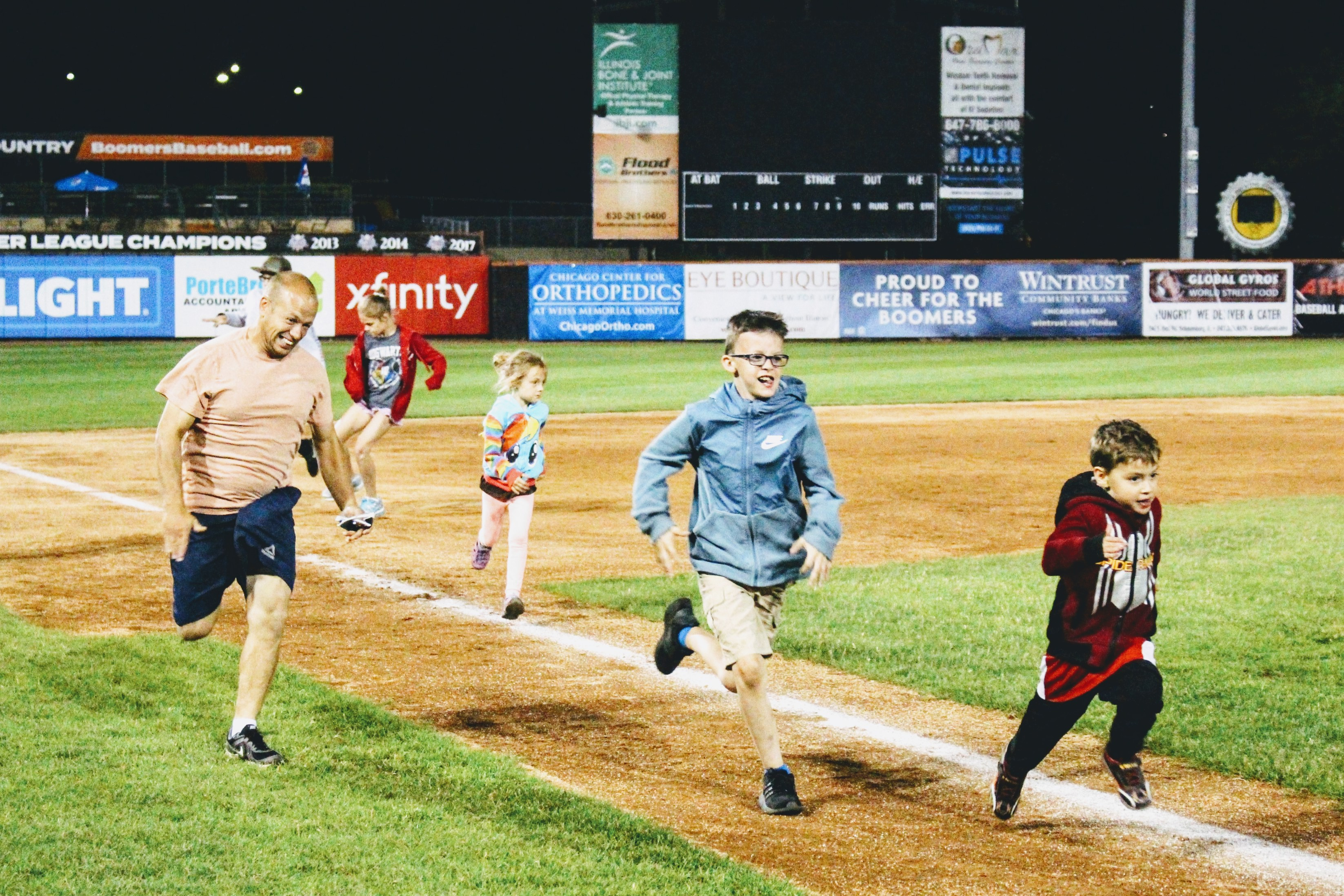 Run the Bases