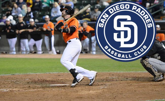 Boomers Delmonico Contract Purchased By Padres