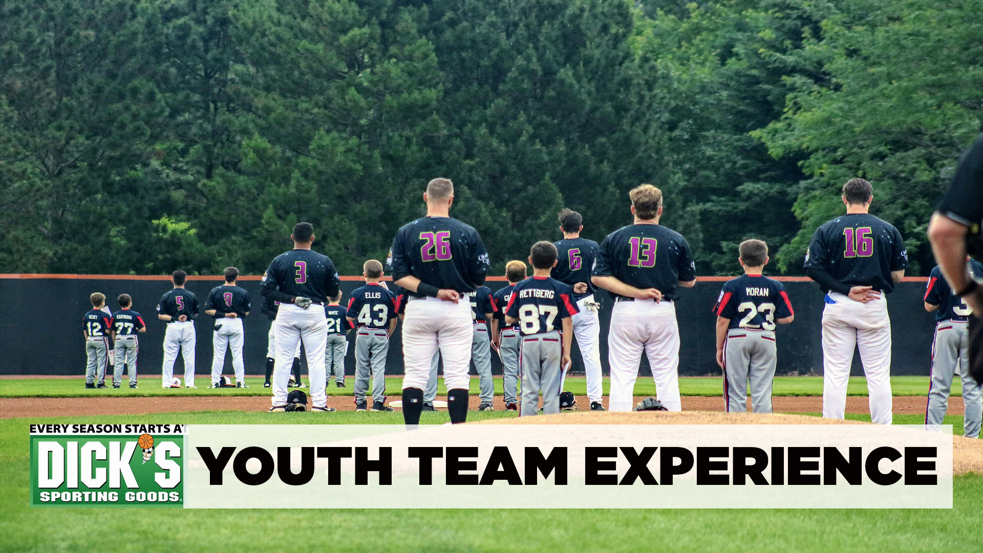 Youth Team Experiences