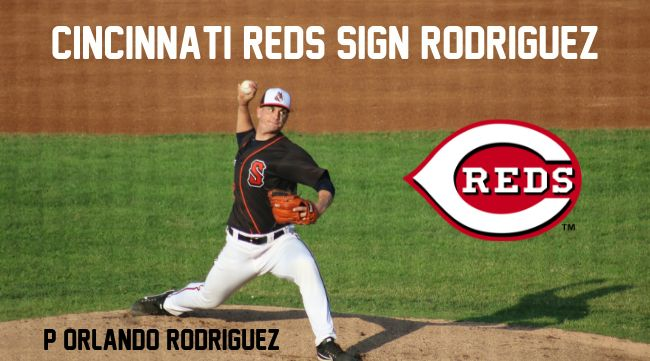 Rodriguez Sold to Reds