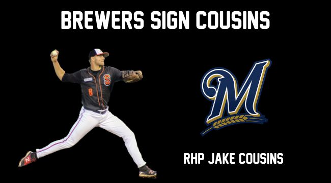 Cousins Joining Brewers