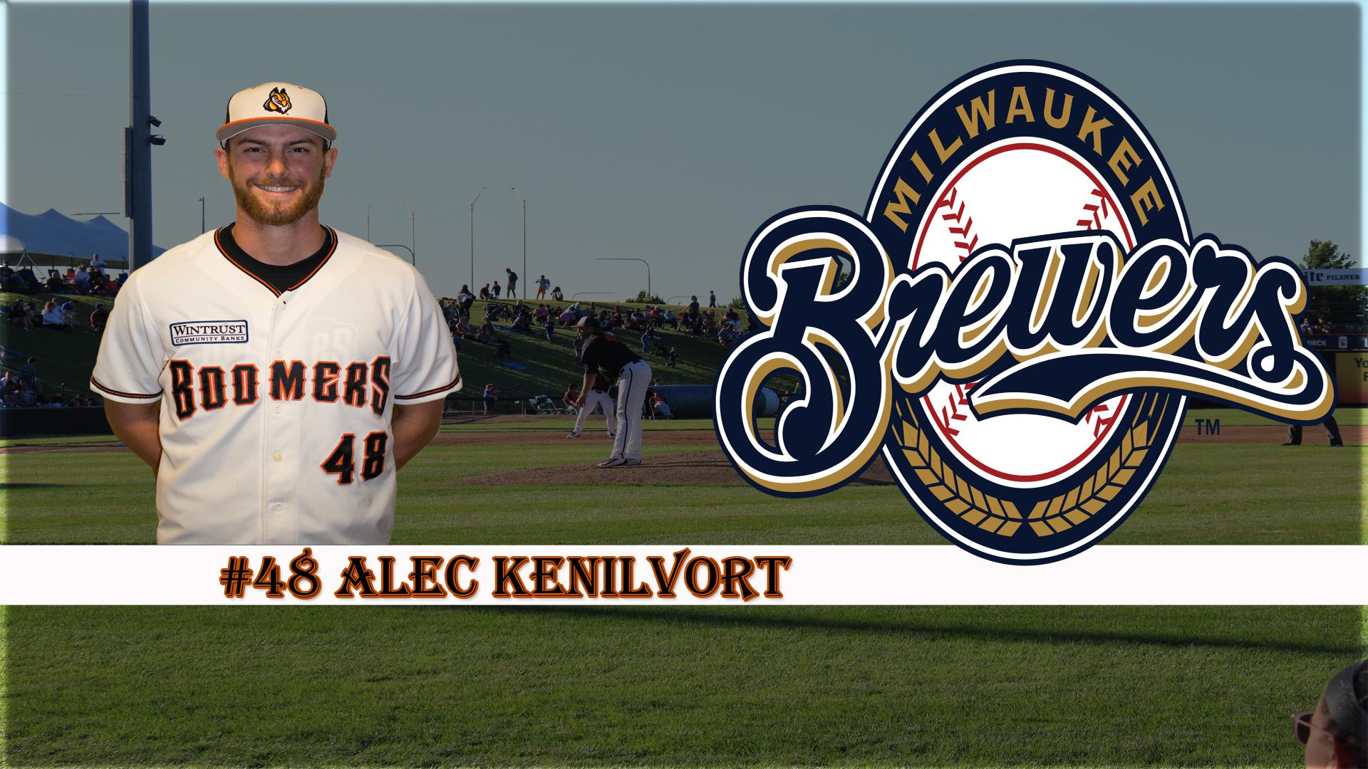 Kenilvort Joining Brewers Organization