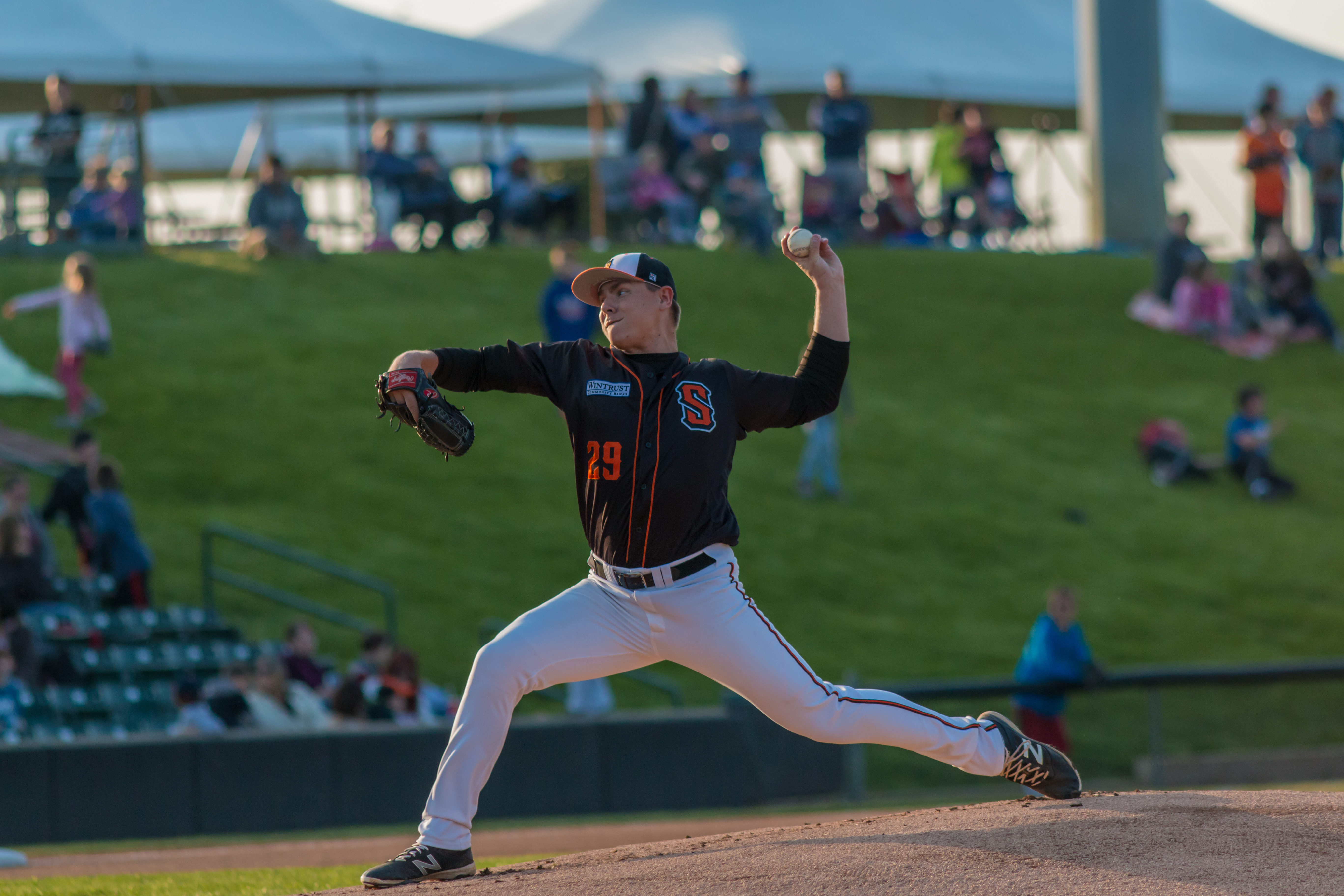 Boomers Rally to Doubleheader Sweep