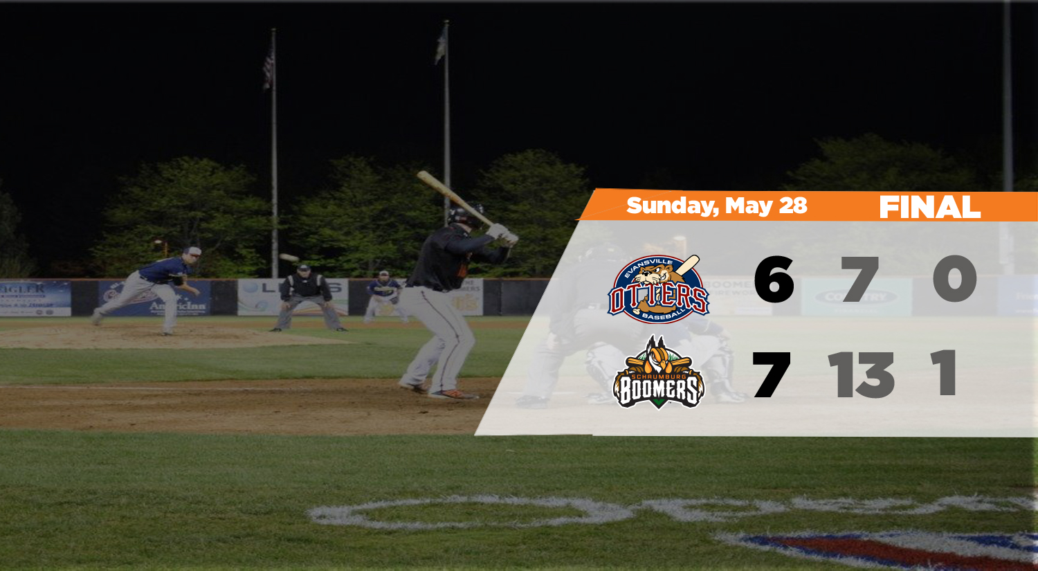 Walkoff Single Propels Boomers to Fourth Straight