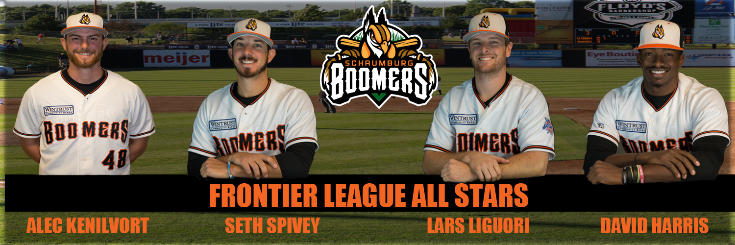 Four Boomers Voted to All-Star Game