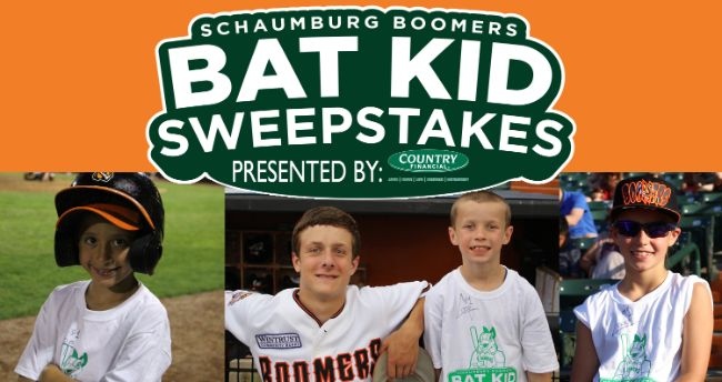COUNTRY Financial Bat Kid Sweepstakes
