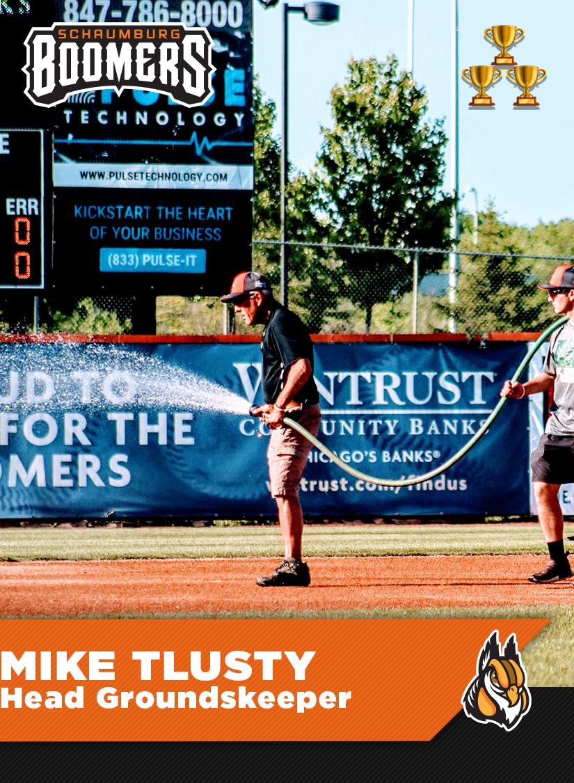 Mike Tlusty