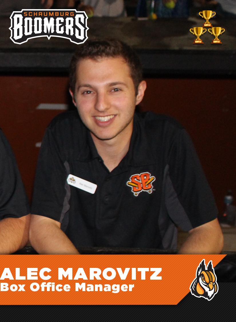 Alec Marovitz
