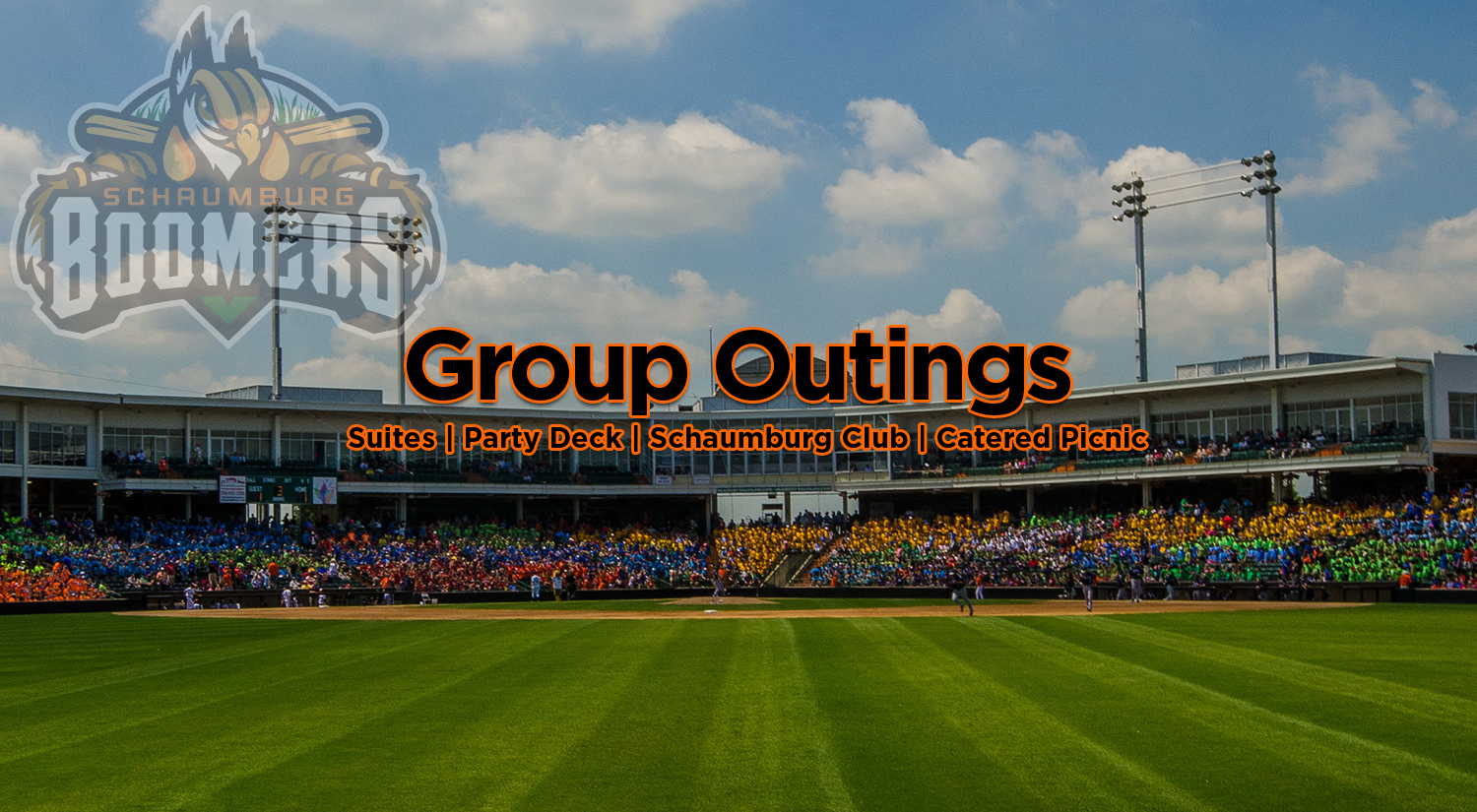 2018 Group Outings