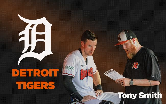 Boomers Pitching Coach Joining Tigers Organization