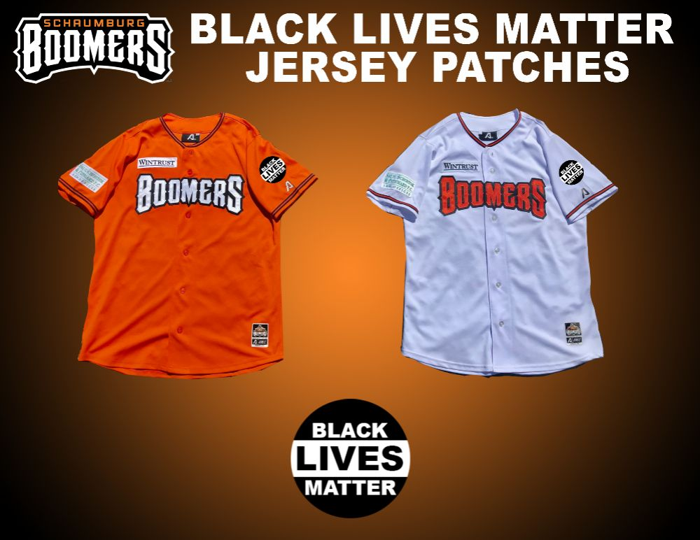Gary SouthShore RailCats, Schaumburg Boomers to add Black Lives Matters Patches to Team Jerseys
