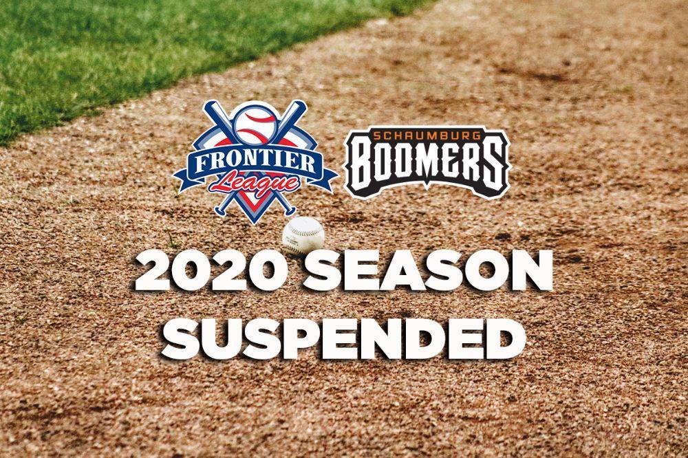 Frontier League Suspends 2020 Championship Season