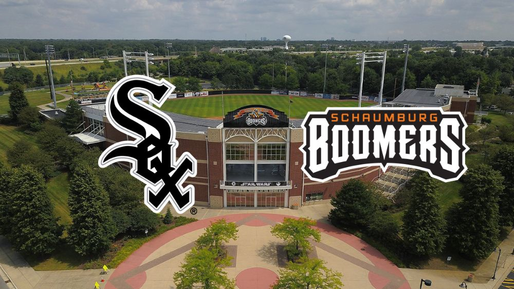 White Sox Select Boomers Stadium In Suburban Schaumburg as Training Site for the 2020 Season