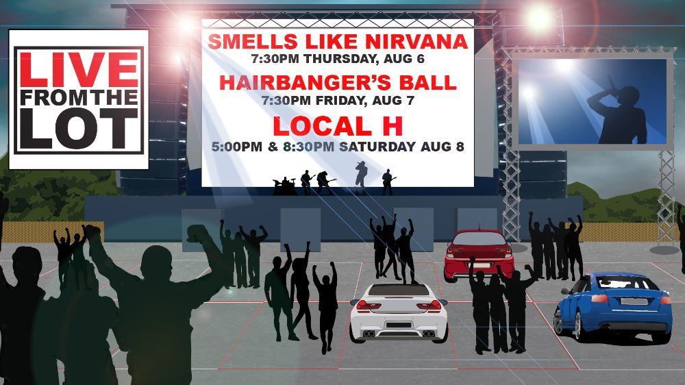 101WKQX / 94.7 WLS & Duff Entertainment presents LIVE FROM THE LOT