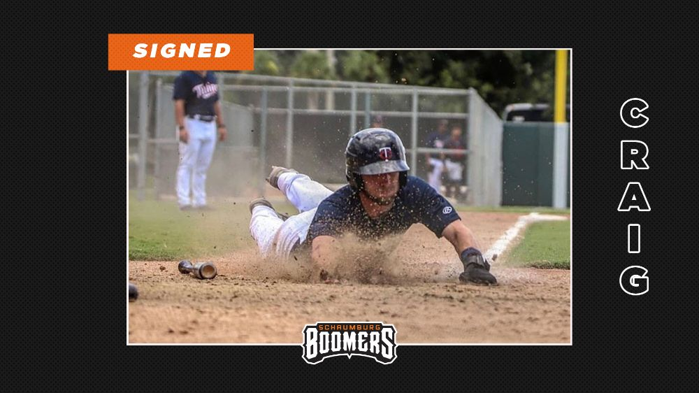 Boomers Sign Former Minnesota Twins Prospect