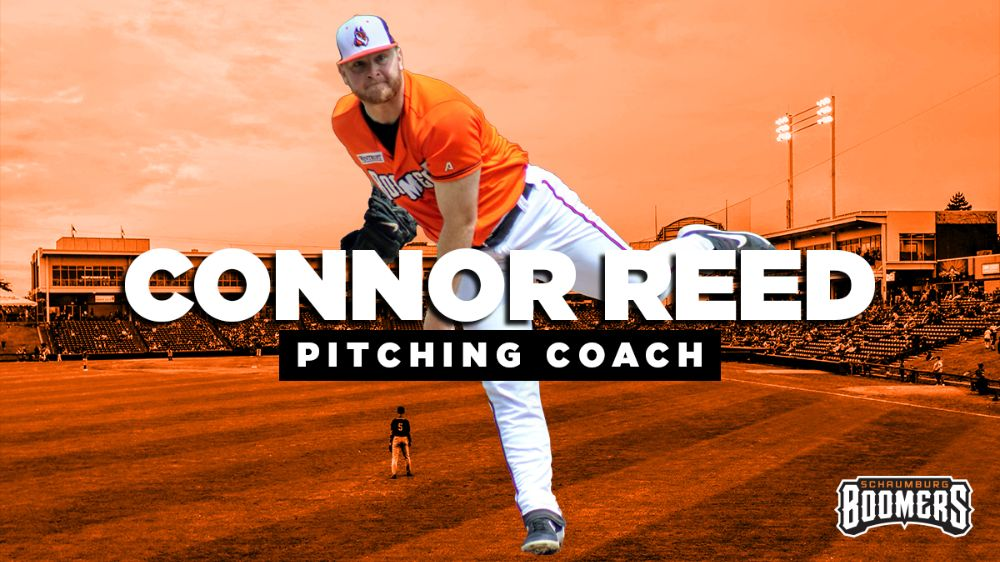 Former Boomers Pitcher Connor Reed Named Pitching Coach