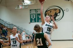 Women's Basketball vs Minot State (2/7/14)