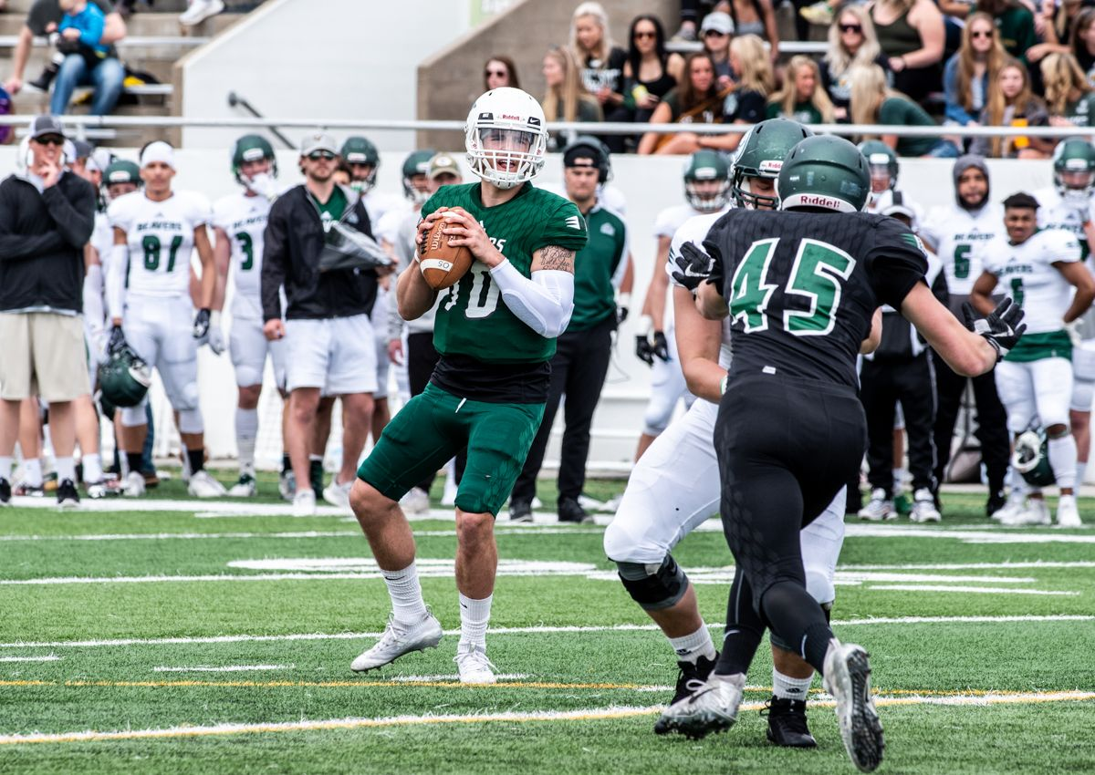 Beaver Football to host Green and White spring game May 1; Limited attendance