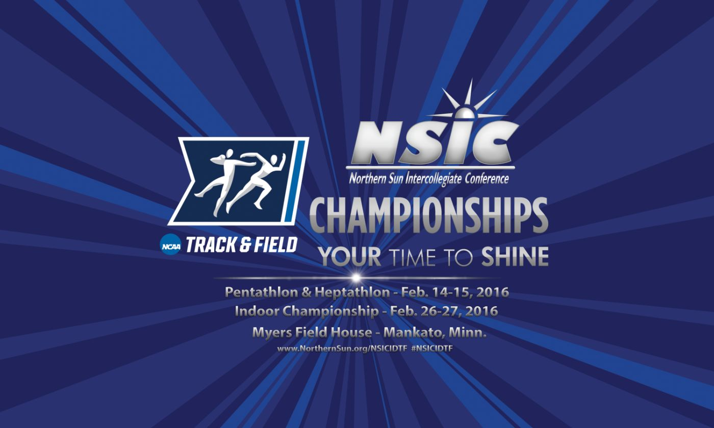 Beavers conclude indoor season at NSIC Championships