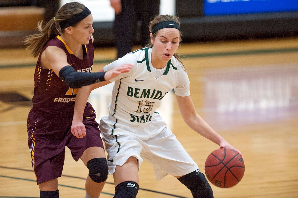 Beavers fall to Bison, 79-59, in exhibition despite second half success