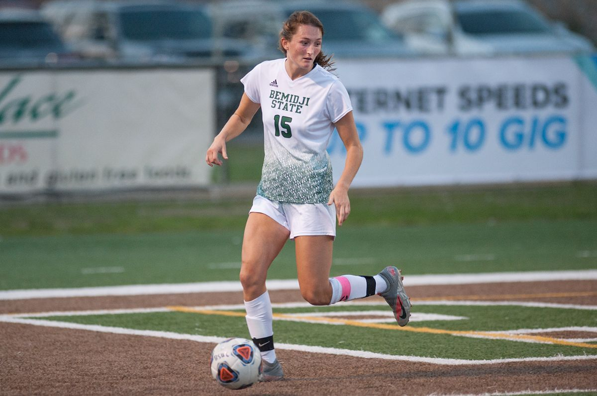 Smith scores twice to lead BSU to victory over Michigan Tech