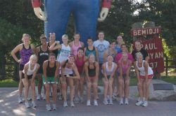 2010 Babes and Varsity