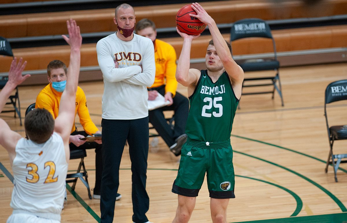 BSU makes NSIC Tournament push with home weekend finale versus UMC