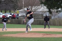 Baseball at Upper Iowa (3/30/21)