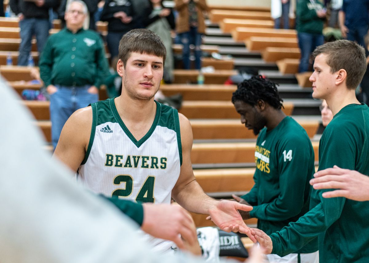 Bader sets 3-point record as Beaver fall in overtime to Dragons