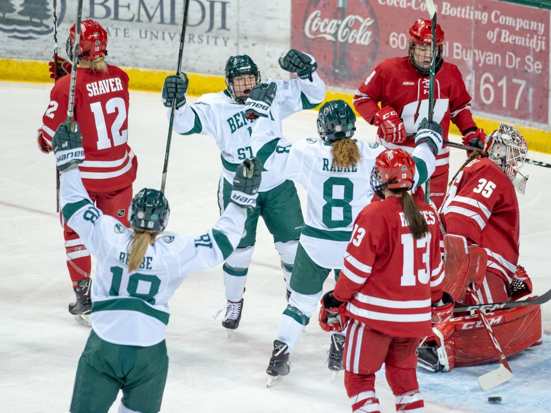 Beavers knock-off No. 1 Badgers with 2-1 win in series opener