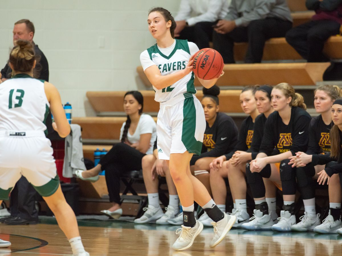 Wolves pull away to down Beavers Women's Basketball, 69-57